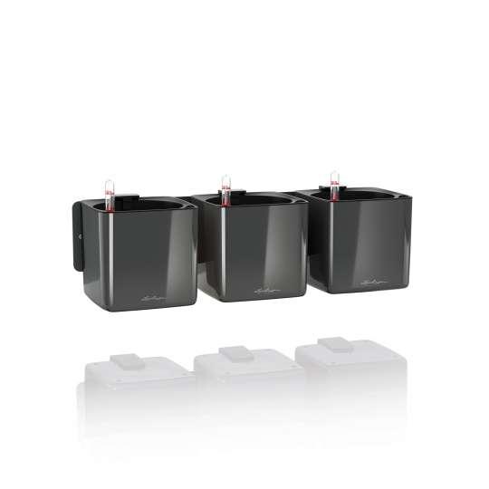 Lechuza: Cube Glossy an Magnetleiste