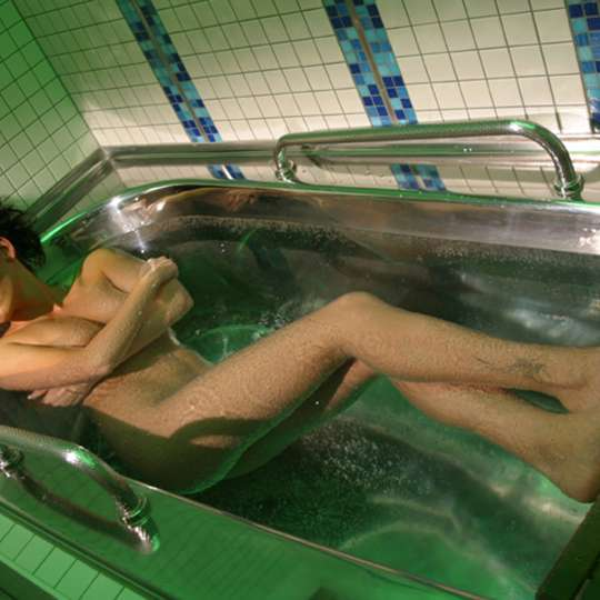 Medizinisches Mineralbad - Fotocredit: Bad Steben