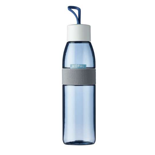 Mepal - Meal-Prep - Trinkflasche Ellipse - Blau
