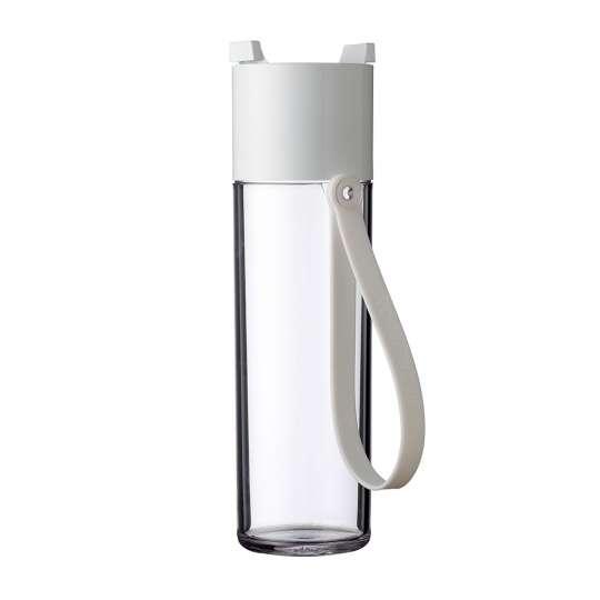 Mepal - Meal-Prep - Trinkflasche JustWater - weiss