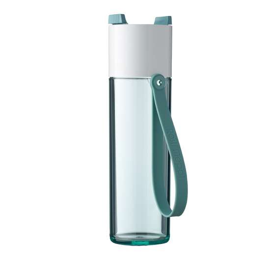 Mepal - Meal-Prep - Trinkflasche JustWater - nordic green