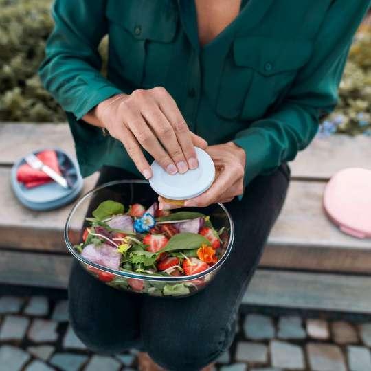Mepal - To-Go-Range - Salatbox Ellipse - mood
