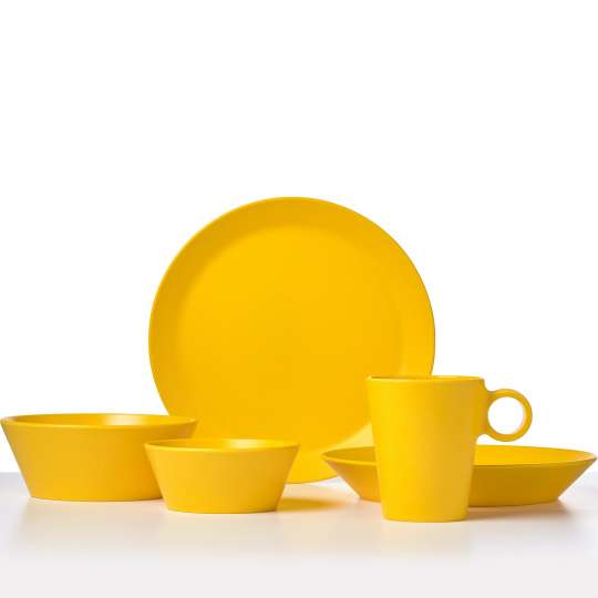 Mepal - Melamin Geschirrserie Bloom - Pebble Yellow