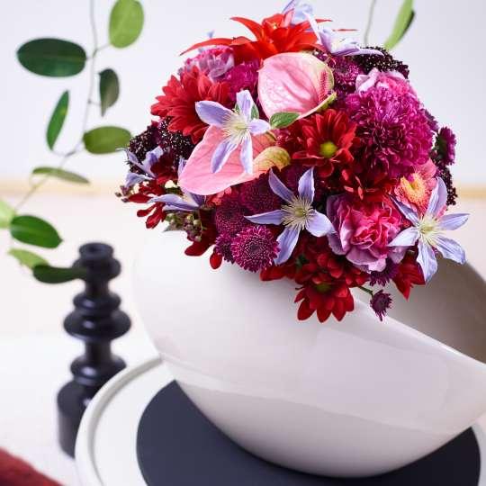 Muttertagsfreuden mit der Chrysantheme