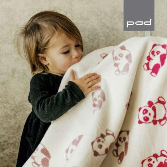 PAD / Kids Kollektion / Decke Panda / Mood 2