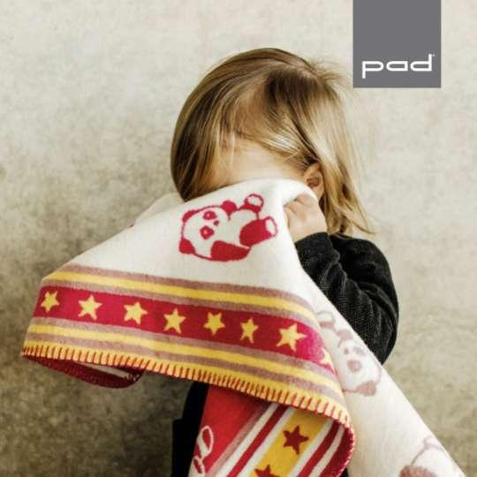 PAD / Kids Kollektion / Decke Panda / Mood 3