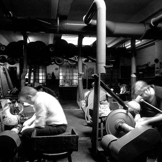 Pott - Die Besteck Manufaktur - Historie 2