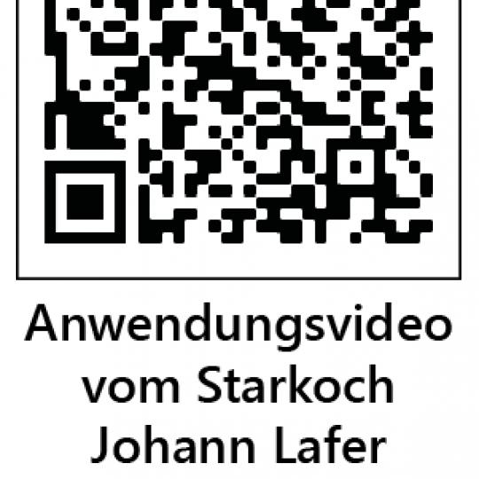 Anwendungsvideo mit Johann Lafer