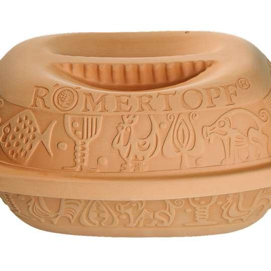 Klassischer Römertopf