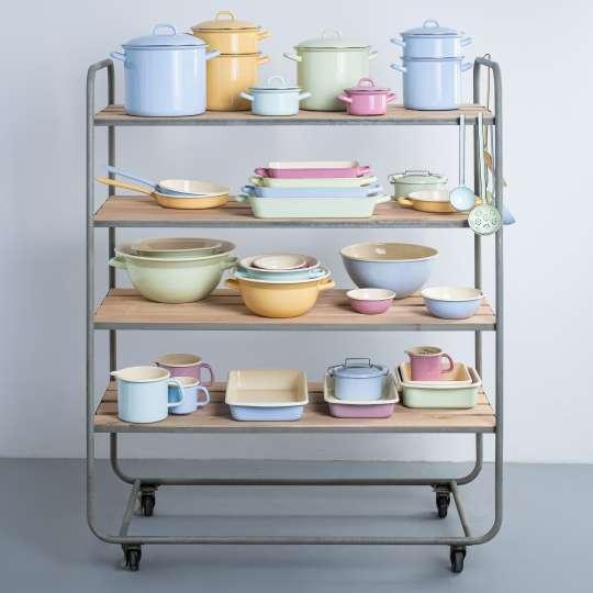 RIESS Classic Pastell - Mood Servierwagen / Sortiment
