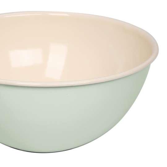 Riess Classic Pastell / Obst- und Salatschüssel, nilgruen