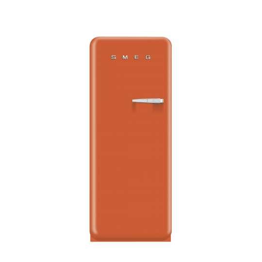 Smeg Kühlschrank Orange - FAB28LO1
