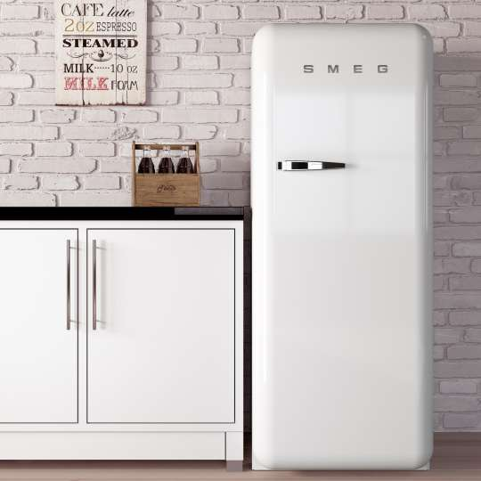 Smeg Kühlschrank Weiß Mood 2