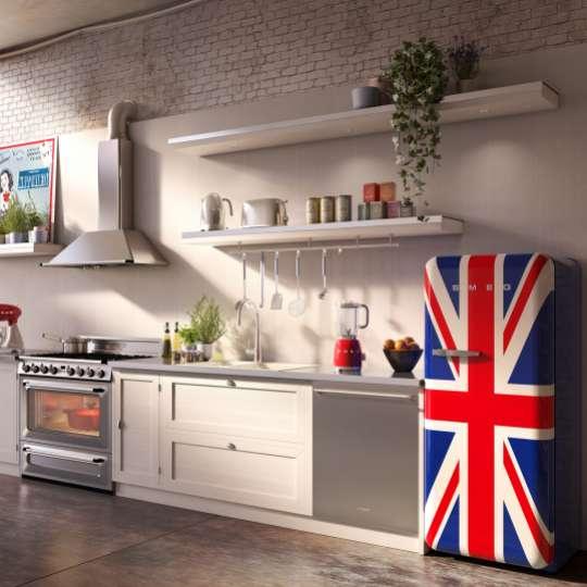 Smeg Kühlschrank Union Jack Mood