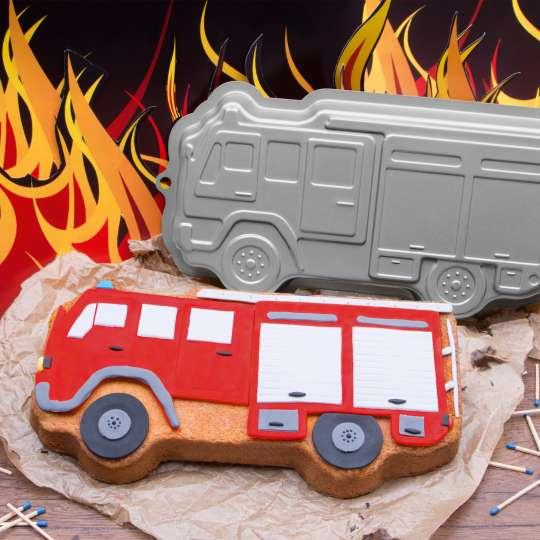 610088 - Motivbackform Feuerwehrauto von STAEDTER