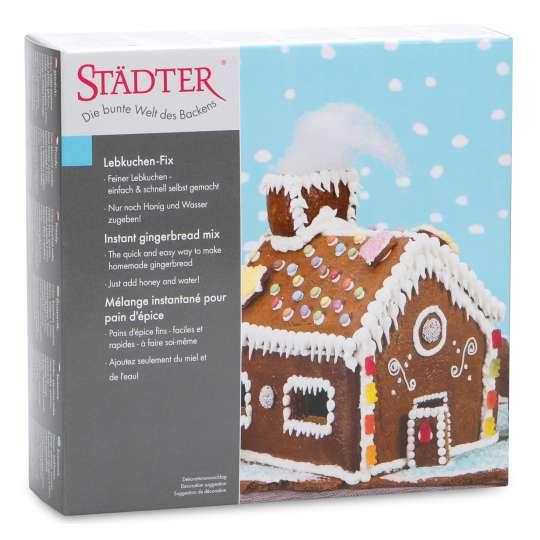 303058 - Backmischung Lebkuchen-Fix von STAEDTER