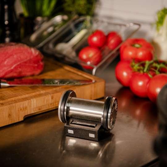 SEECODE Diamant-Rollschleifer in der Küche