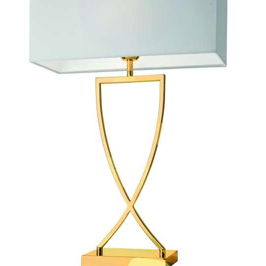 96841 - Tischleuchte TOULOUSE in Metall Gold von Villeroy und Boch