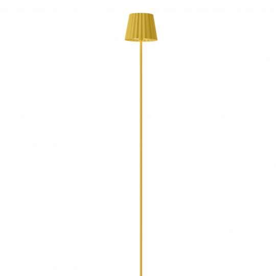 Sompex - Outdoor Stehleuchte TROLL gelb - 78157