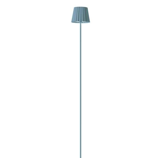 Sompex - Outdoor Stehleuchte TROLL blau - 78166