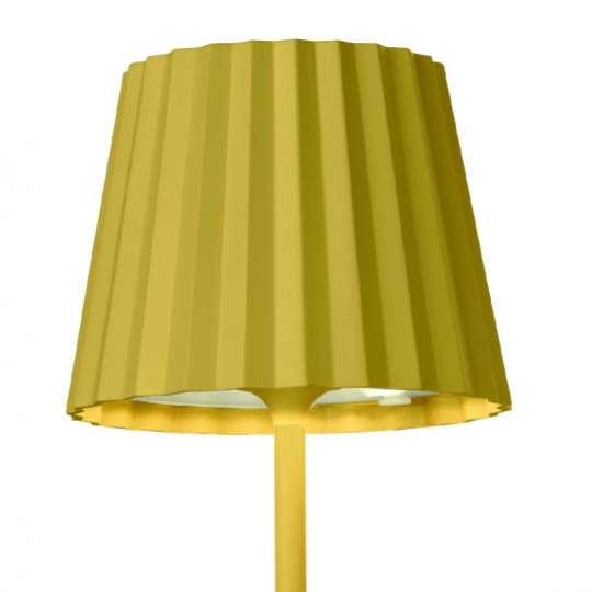 Sompex - Outdoor Tischleuchte TROLL gelb - 78172