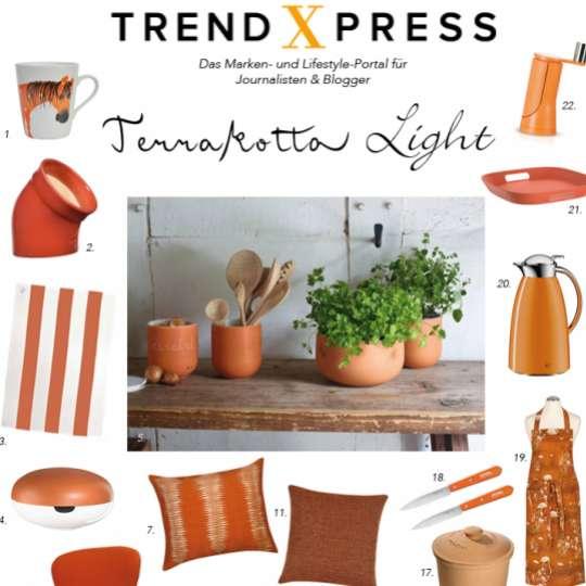 Terrakotta - Produktideen