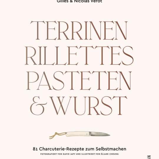 Terrinen - Cover