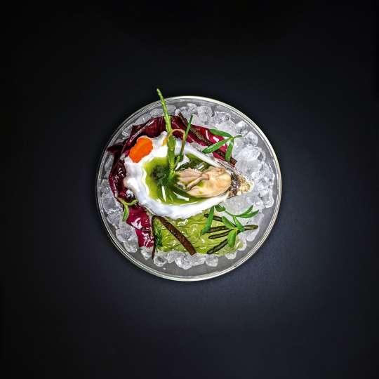 Japanische Kochkunst Gericht 2