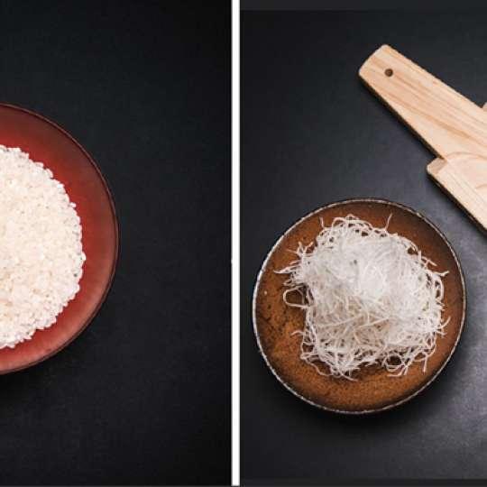 The Art of Shiki - Schüsseln und Zutaten