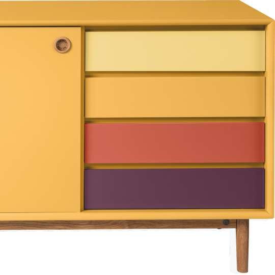 Kleines Sideboard COLOR BOX von Tom Tailor
