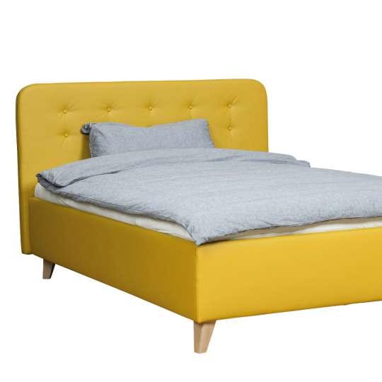 Nordic Bed in Lemon von Tom Tailor