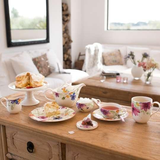 Villeroy und Boch Mariefleur Tea Geschirr Milieu