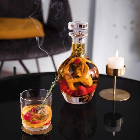 Rosemary-Shrub: Bowle mit Rum und Rosmarin