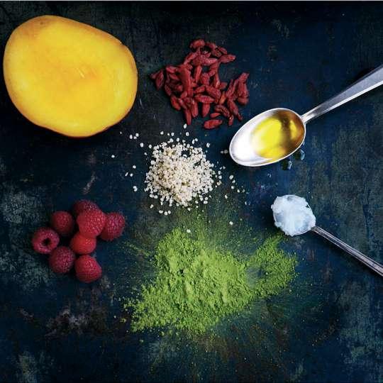 Vitamix_Superfood Morning_Zutaten
