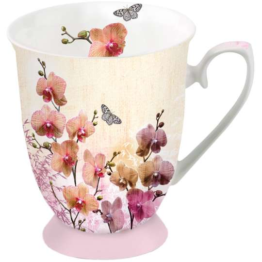 Ambiente Europe: Orchid Orient / Becher