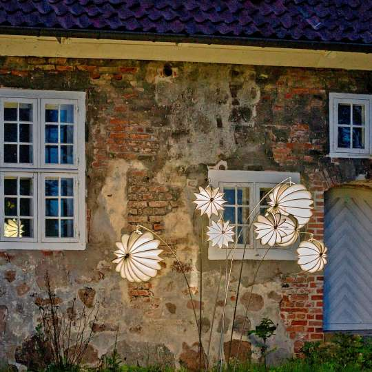 Barlooon - robuste Outdoor-Lampions, Mood Steinhaus