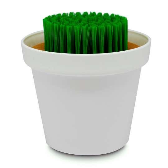 brush.up Bürste weiß