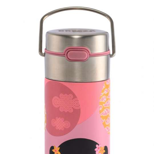 Eigenart: Trinkflasche / Dekor New Little Geisha