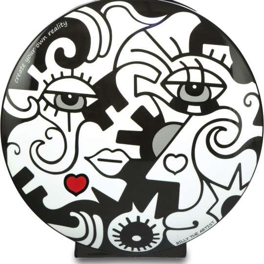 Pop Art Billy the Artist Vase 30 cm_Freisteller