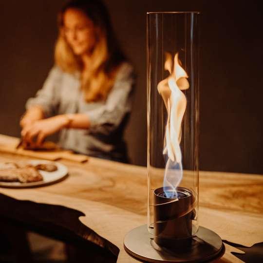 Feuer und Flamme  - Spin von höfats - Mood Holztresen