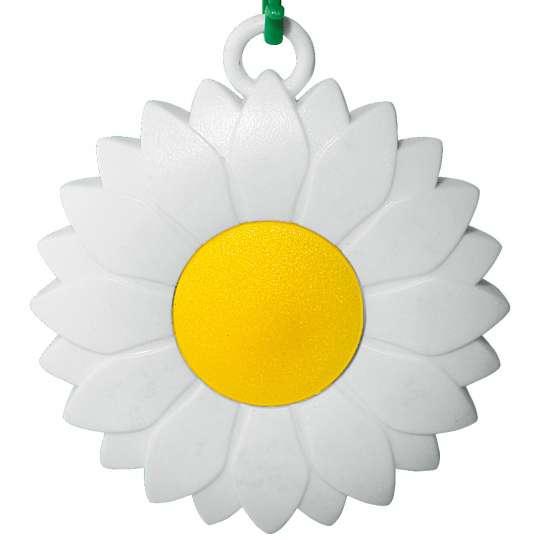 homiez Tischtuchanhänger MARGERITE weiß/gelb