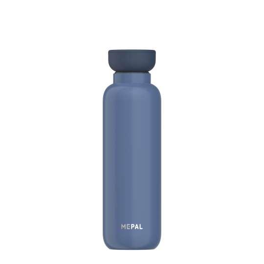Mepal: Thermoflasche Ellipse Nordic denim