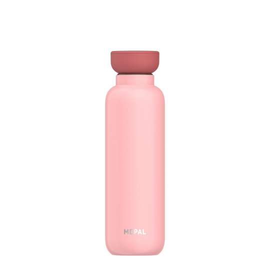 Mepal: Thermoflasche Ellipse Nordic pink