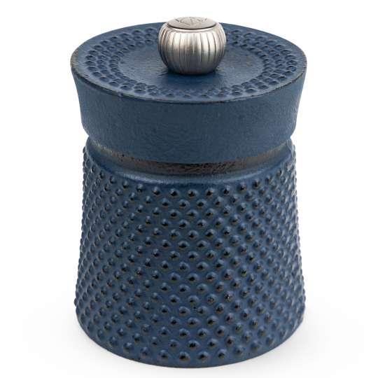 Peugeot Bali Pfeffermühle Gusseisen blau