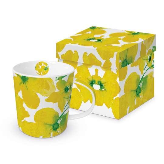 Trend Mug Yellow Flowers – 603954