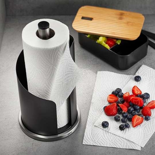 Neuer CURVE-Küchenrollenhalter: Smarter Helfer für den Küchenalltag