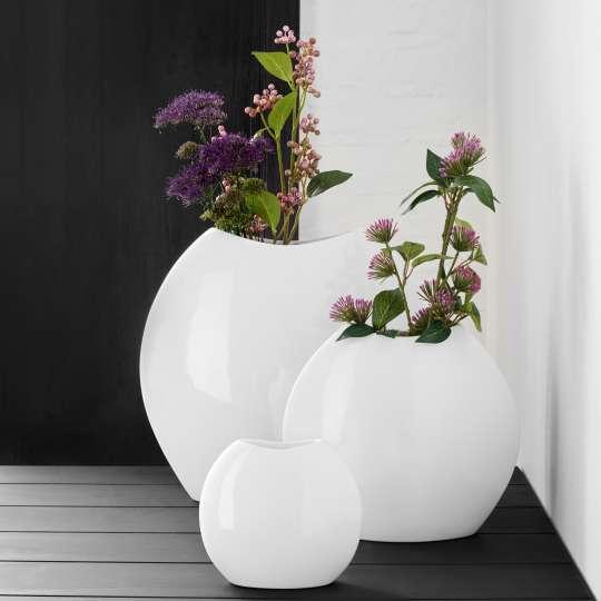 ASA Moon Vasen weiß Milieu