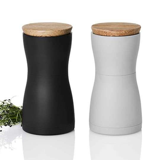 ADHOC: Mühlenset TWIN: ein würzig elegantes Paar für kulinarische Ansprüche