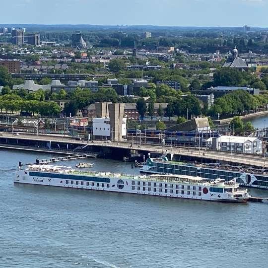 A-ROSA Brava Rhein Erlebnis Kurs Amsterdam