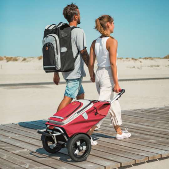 Tura Shopper Bike and Easy HYDRO